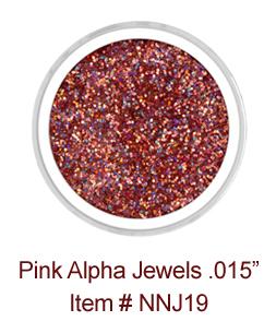 Pink Alpha Jewels NNJ19
