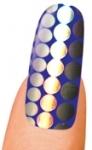 Minx lusion blue dots