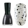 Black Polka Dot G715