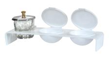 Triple Dampen dish NAX 40
