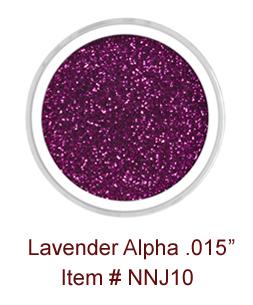 Lavender Alpha Jewels NNJ10