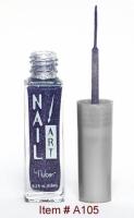 Purple Glitter A105