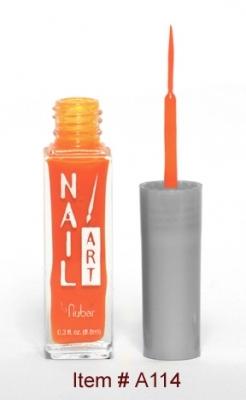 Neon Orange A114