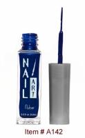 Navy Blue Metallic A142